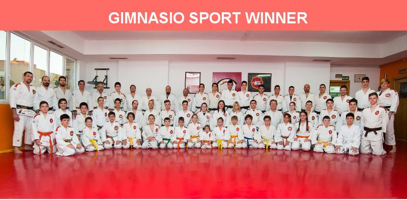 Club de judo jushirokan for Gimnasio winner